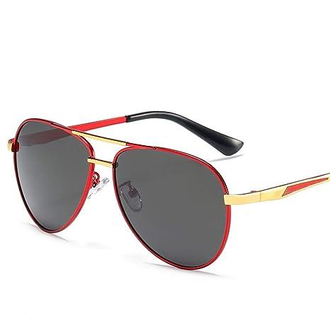 Gafas de sol polarizadas deportivas de aluminio y magnesio ...