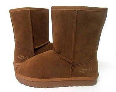 04396e49459 Amazon.com | SO Brand New Women Classic Tall Boot Grey 2343 Original ...