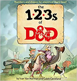 Image result for 1 2 3s of d&d by ivan van norman