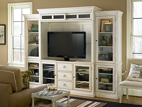 Universal Furniture 987968HE Summer Hill Collection Complete Entertainment Wall, Cotton