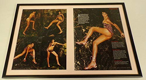 2003 Framed - Joyce Giraud 2003 Framed 12x18 Photo Display