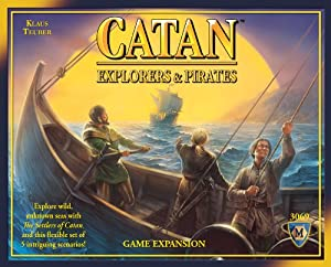 [UK-Import]Catan Explorers And Pirates Expansion