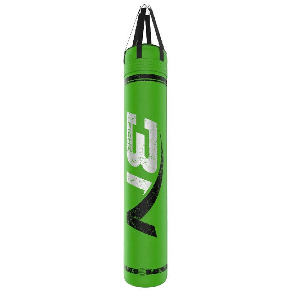 いや 塗りつぶす ボクシング ヘビー パンチング、 にとって 大人 そして ティーンエイジャー ムエ タイ語 空手 テコンドー ボクシング 土嚢、 安心 圧力 ジム 装置 (Color : Fluorescent 緑, Size : 120cm) Fluorescent 緑 120cm