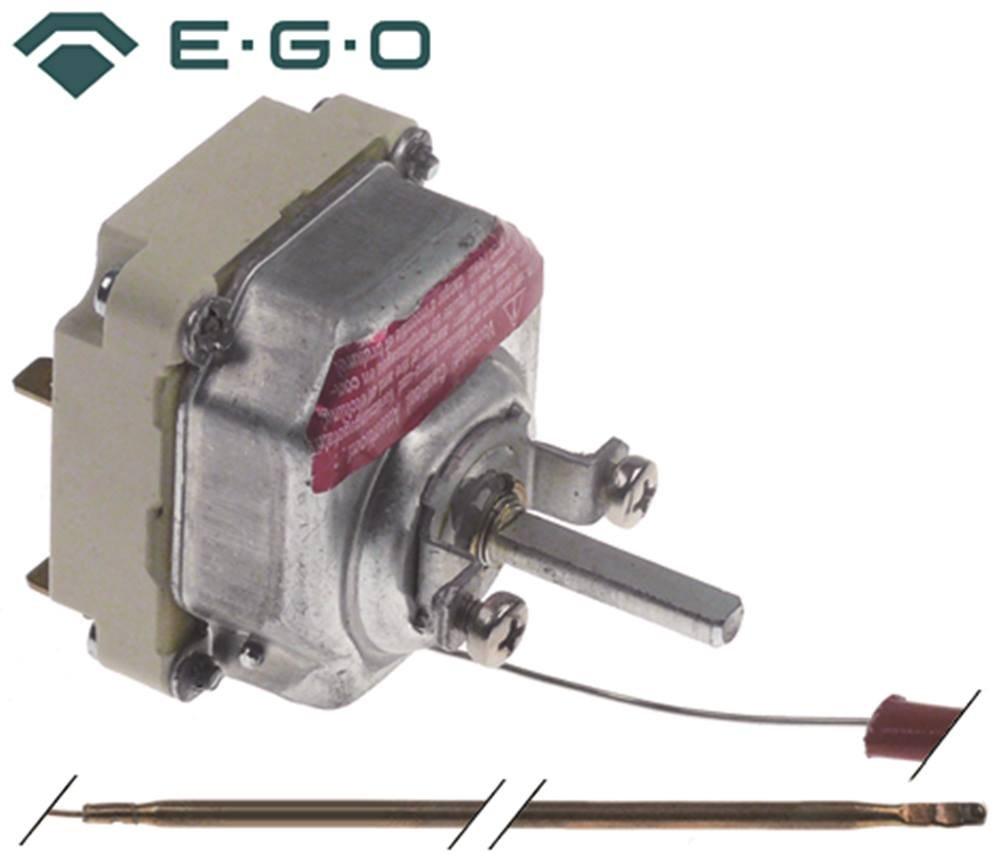 Thermostat Ego 55.34083.803Température max. 512°C 3pôles x 225mm