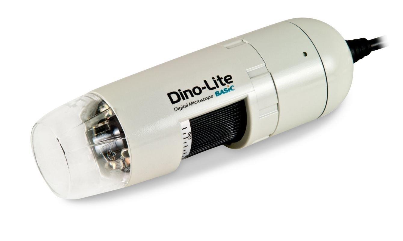 DINO-LITE AM2111 MICROSCOPE, USB DIGITAL, 10X-70X, 200X