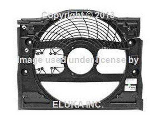 E46 64 54 6 928 035 323Ci 323i 325Ci 325i 328Ci 328i 330Ci BMW OEM Auxiliary Fan Shroud Compression Frame