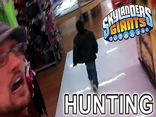 Hunting For Molten Hot Dog -