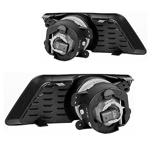 autosaver88 fog lights h10 12v 42w halogen lamp for dodge. Black Bedroom Furniture Sets. Home Design Ideas