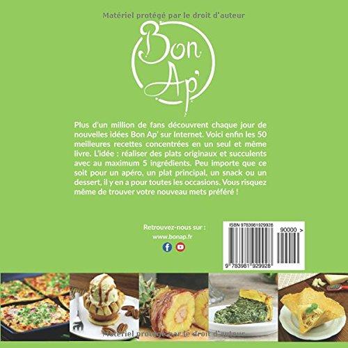 La Cuisine En 5 Ingredients 50 Recettes Delicieuses Et Originales