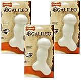 (3 Pack) Nylabone Galileo Souper Original Flavored Dog Chew Toy