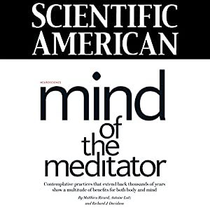 Scientific American: Mind of the Meditator Periodical