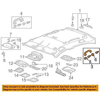 Genuine Hyundai 84510-2E500-DD Glove Box Housing