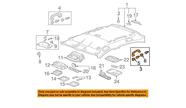 Honda Genuine 81131-SE3-A12ZB Seat Cushion Cover