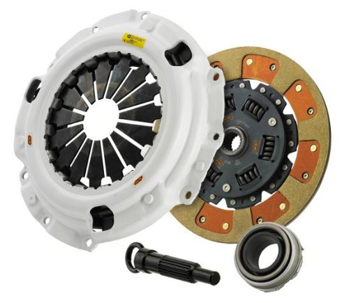 (Clutch Masters 08023-HRTZ Single Disc Clutch Kit with High Rev Pressure Plate (Honda S2000 2001-2009 .))