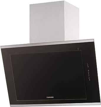 Nodor Nostrum 560 BK 820 m³/h De pared Negro, Blanco A+ - Campana (820 m³/h, Canalizado/Recirculación, A, A, B, 64 dB): 330.16: Amazon.es: Grandes electrodomésticos