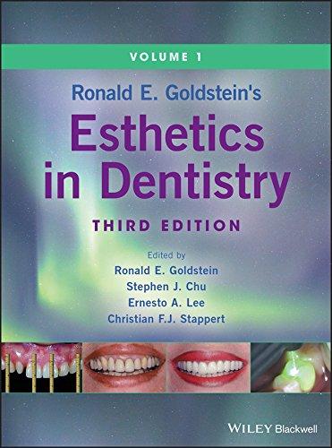 Ronald E. Goldstein's Esthetics in Dentistry
