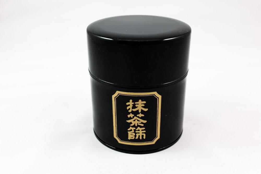 Matcha Sifter Can (Black)