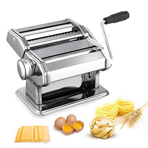 Pasta Machine Stainless Steel
