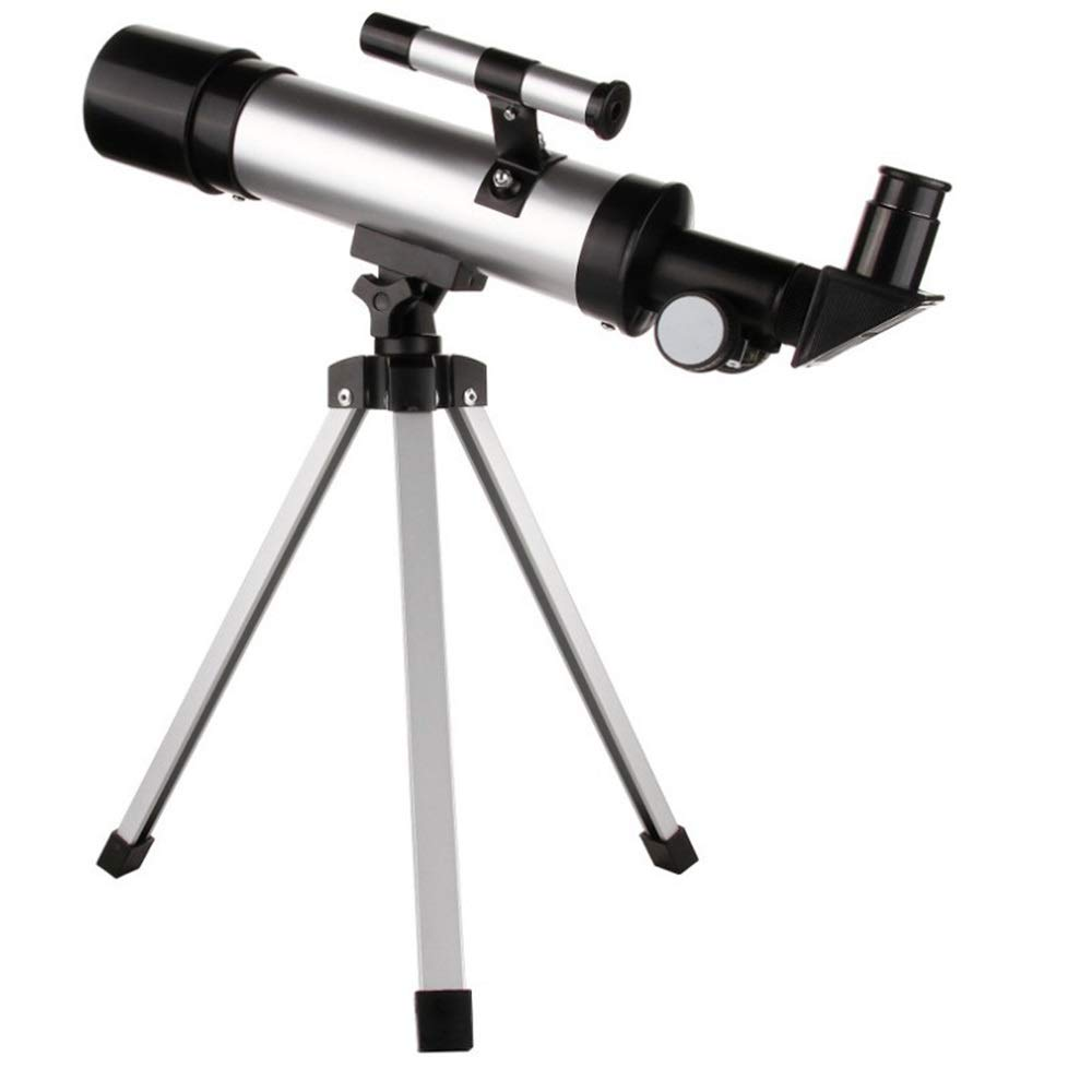JUNNA Astronomical Telescope Getting Started Telescope F36050 Upgrade with Finder Star HD High Power Monocular by JUNNA