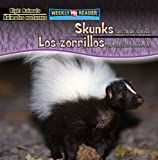 Skunks Are Night Animals (Los Zorrillos Son Animales Nocturnos), Joanne Mattern, 0836880471
