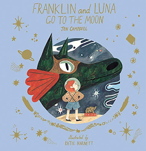 Image of Franklin and Luna Go to the Moon