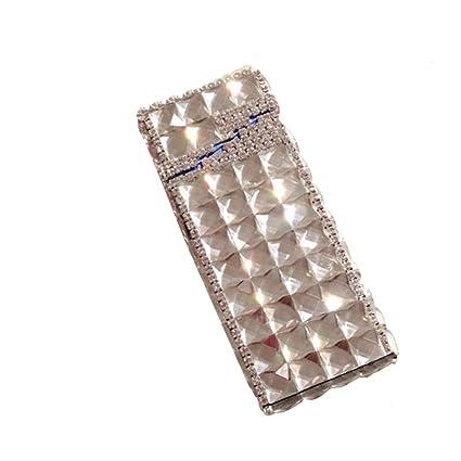 Estuche De Cigarrillos - Caja De Cigarrillos De Diamantes De ...