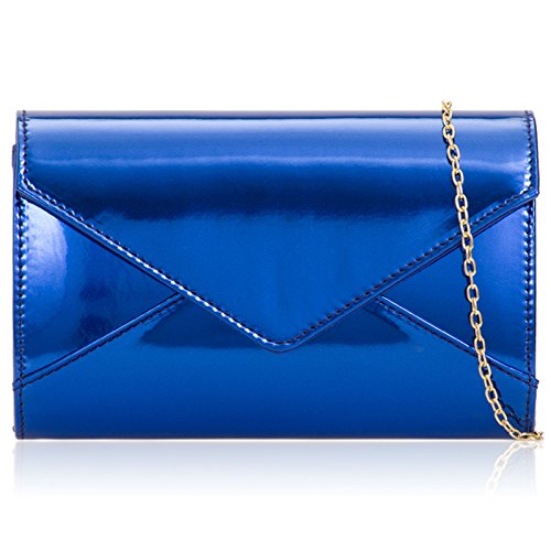 Medium pour moyen femme Xardi Blue London Royal Pochette xZnqx6OWw0