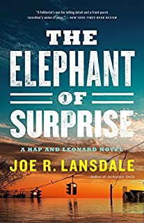 Book Cover: The Elephant of Surprise