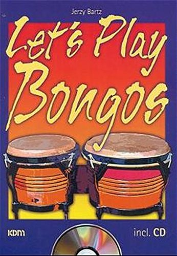 Let's Play Bongos - Bongos Play