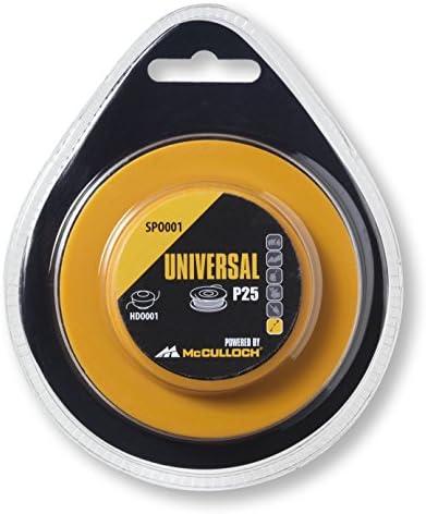 UNIVERSAL Lijnspoel voor trimkop HDO001 SPO001 Spare spoel voor maaikop HDO0001 originele McCulloch accessoires