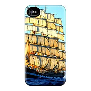 Premium Case For Iphone 4/4s- Eco Package - Retail Packaging - Qrb2937xNlc