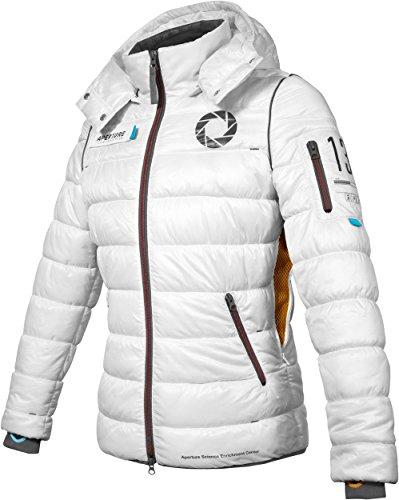 Winter Jacket Women Scientist Musterbrand Water Repellent White Portal OIxnAB4