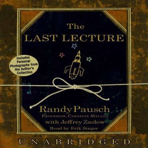 Pdf Biographies The Last Lecture