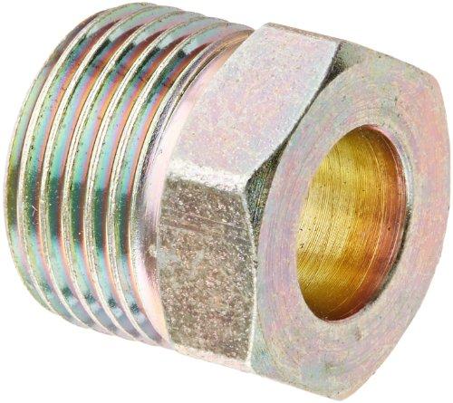 Eaton Weatherhead 105X6X7 Steel Inverted Flare Brass Fitt...