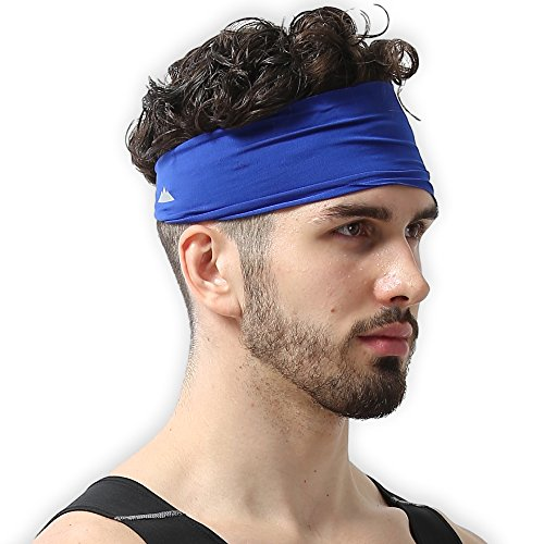 - Tough Headwear Men's Headband, Sweatband