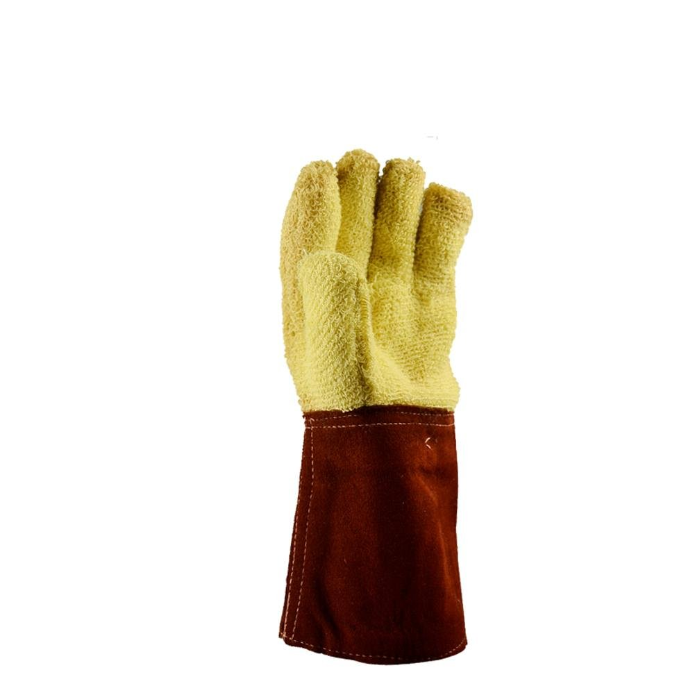 Thickening factory operations dedicated anti-high temperature anti-cutting insulation anti-tear protection labor insurance gloves by LIXIANG (Image #4)