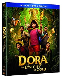 Amazon.com: Dora and the Lost City of Gold [Blu-ray