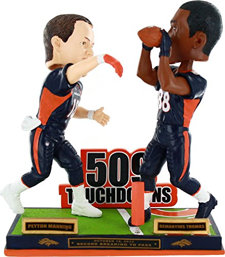 Denver Broncos Peyton Manning #18 509th Touchdown Limited Edition Bobblehead by NFL