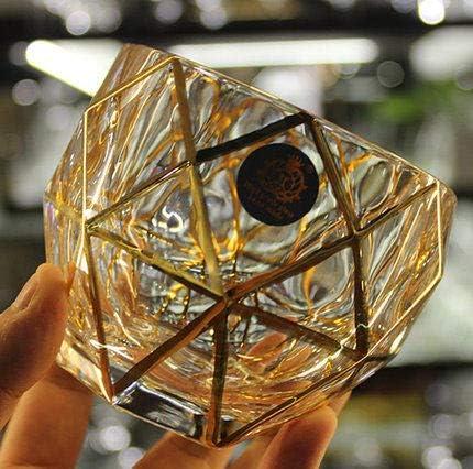 Luxury glass Copa De Whisky De Cristal, Copa De Vino, Copa De Jugo, Taza De Leche, Taza De Té, Taza De Cerveza, [2 Precios] Bola De Phnom Penh