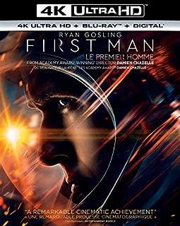 First Man [4K Ultra HD + Blu-ray + Digital] (Bilingual) (B07JW8Q5VD)   Amazon price tracker / tracking, Amazon price history charts, Amazon price watches, Amazon price drop alerts