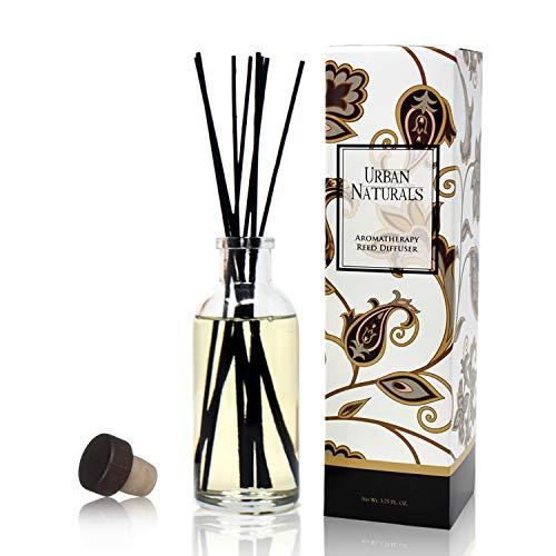 Urban Naturals Madagascar Vanilla Reed Diffuser Gift Set - French Vanilla Reed Diffuser