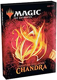 MTG Magic The Gathering Signature Spellbook Chandra Limited Edition Set - 9 Cards