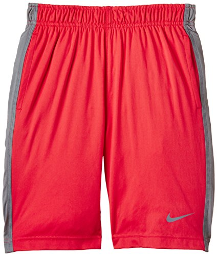 Cool Nike Grey Red Daring Cool AS Pantaloncini Grey Fly 07wq1rF0
