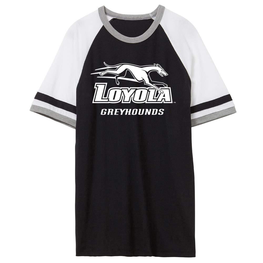 NCAA Maryland Greyhounds RYLLUM06 Unisex Slapshot Vintage Jersey T-Shirt