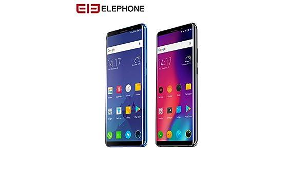 Elephone U Pro 4G Smartphone Android 8.0 13MP Cámaras Ocho Nucleos ...