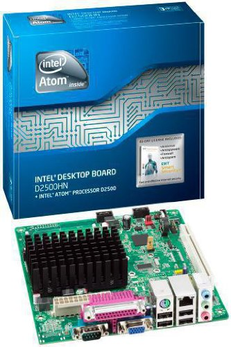 Intel Desktop Board DDR3 1066 BGA 413 Motherboards, BOXD2500HN by Intel