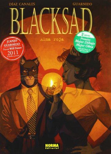 Descargar Libro Blacksad 03: Alma Roja Juan Díaz Canales
