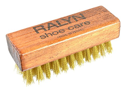 Ralyn Brass Suede Brush 1 Pc.
