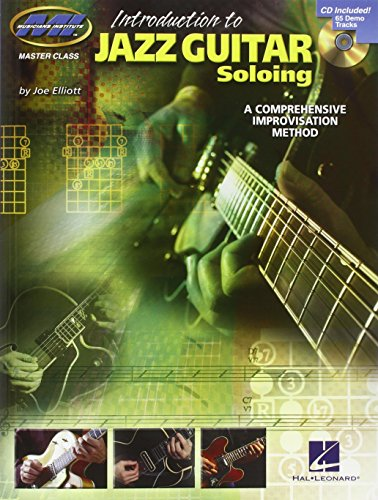 Introduction to Jazz Guitar Soloing: Master Class Series