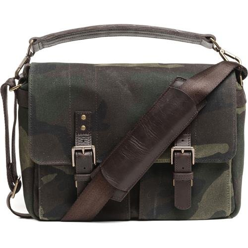 Ona – The Prince Street B07752FDVLCamouflage Waxed Canvas One Size Fits All